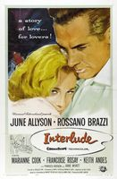 Interlude movie poster (1957) picture MOV_59f38ee2