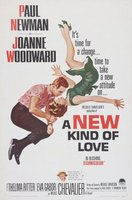 A New Kind of Love movie poster (1963) picture MOV_59f42680