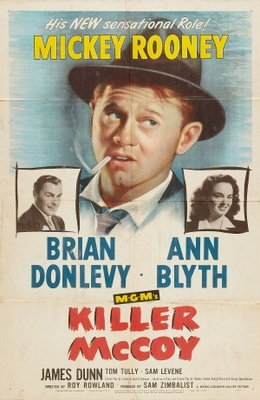 Killer McCoy movie poster (1947) poster MOV_59f51512