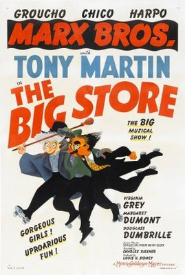 The Big Store movie poster (1941) poster MOV_59f8ab2d
