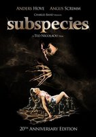 Subspecies movie poster (1991) picture MOV_59fc2483