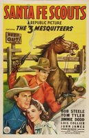 Santa Fe Scouts movie poster (1943) picture MOV_5a0624a5