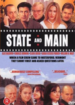 State and Main movie poster (2000) poster MOV_5a068cbc