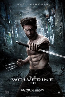 The Wolverine movie poster (2013) poster MOV_5a0ad494