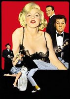 Some Like It Hot movie poster (1959) picture MOV_5a105a5c