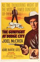 The Gunfight at Dodge City movie poster (1959) picture MOV_5a11d3b9