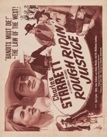 Rough Ridin' Justice movie poster (1945) picture MOV_5a11dc77