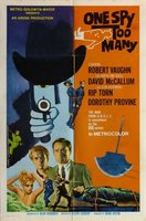 One Spy Too Many movie poster (1966) picture MOV_5a13416b