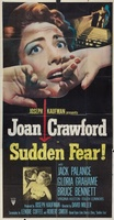 Sudden Fear movie poster (1952) picture MOV_5a1618db