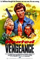 Heated Vengeance movie poster (1985) picture MOV_5a1b0962