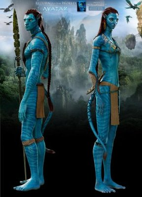 Avatar movie poster (2009) poster MOV_5a1bf8ab