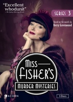 Miss Fisher's Murder Mysteries movie poster (2012) picture MOV_5a1d3c84