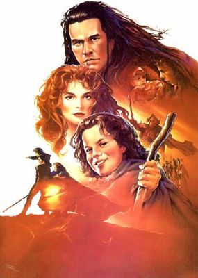 Willow movie poster (1988) poster MOV_5a23841b