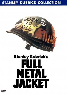 Full Metal Jacket movie poster (1987) poster MOV_5a2dc15d
