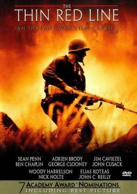 The Thin Red Line movie poster (1998) poster MOV_5a32b58c