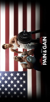 Pain and Gain movie poster (2013) poster MOV_5a38ff7f