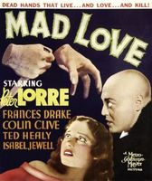 Mad Love movie poster (1935) picture MOV_84431f3c