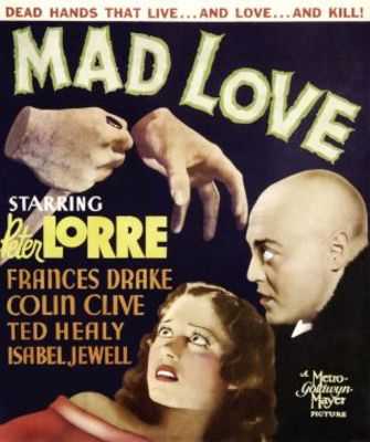 Mad Love movie poster (1935) poster MOV_5a3a7fec