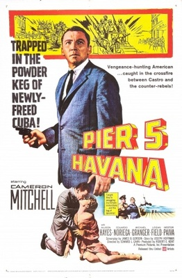 Pier 5, Havana movie poster (1959) poster MOV_5a3e933b