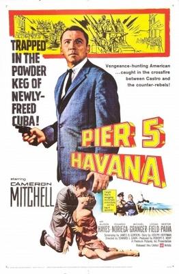 Pier 5, Havana movie poster (1959) poster MOV_5a3e933b