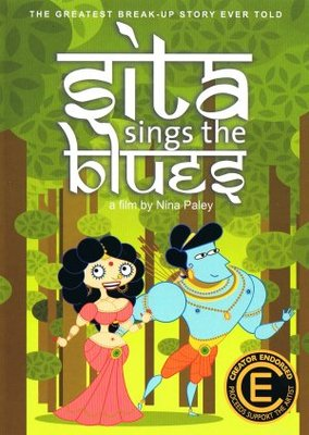Sita Sings the Blues movie poster (2008) poster MOV_5a3fedc4