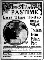 The Man from Painted Post movie poster (1917) picture MOV_5a494de5