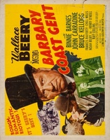 Barbary Coast Gent movie poster (1944) picture MOV_c6d0a195