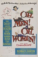 Oh, Men! Oh, Women! movie poster (1957) picture MOV_5a51127f