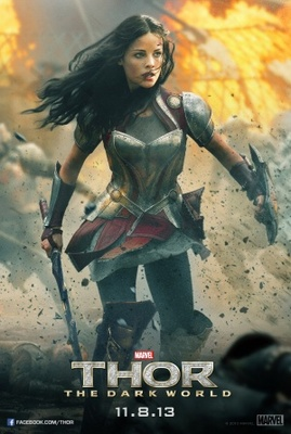 Thor: The Dark World movie poster (2013) poster MOV_5a51f635