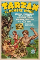 Tarzan the Ape Man movie poster (1932) picture MOV_d9a05a8e