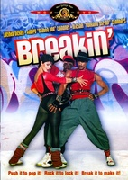 Breakin' movie poster (1984) picture MOV_5a53d17b