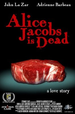 Alice Jacobs Is Dead movie poster (2009) poster MOV_5a5f1b30