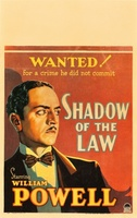 Shadow of the Law movie poster (1930) picture MOV_5a61a0c9