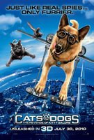 Cats & Dogs: The Revenge of Kitty Galore movie poster (2010) picture MOV_5a64c31b
