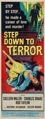 Step Down to Terror movie poster (1958) poster MOV_5a7012ed