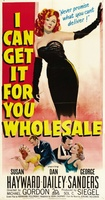 I Can Get It for You Wholesale movie poster (1951) picture MOV_5a7722a9