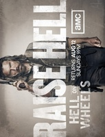 Hell on Wheels movie poster (2011) picture MOV_5a781b0c