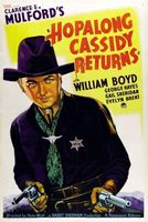 Hopalong Cassidy Returns movie poster (1936) picture MOV_5a7fbc39