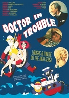 Doctor in Trouble movie poster (1970) picture MOV_5a8169d3