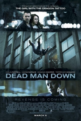 Dead Man Down movie poster (2013) poster MOV_5a8279ae