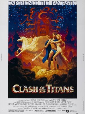 Clash of the Titans movie poster (1981) poster MOV_5a82f02f