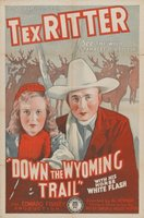 Down the Wyoming Trail movie poster (1939) picture MOV_5a8350f4