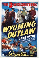Wyoming Outlaw movie poster (1939) picture MOV_5a85a02e