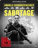 Sabotage movie poster (2014) picture MOV_5a88a820