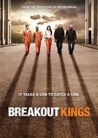 Breakout Kings movie poster (2011) picture MOV_5a912988