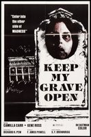 Keep My Grave Open movie poster (1976) picture MOV_5a9283f1