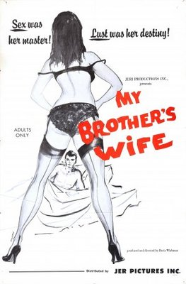 My Brothers Wife movie poster (1966) poster MOV_5a9e1b37