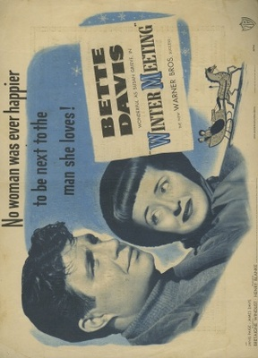 Winter Meeting movie poster (1948) poster MOV_5aa1a389