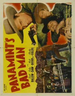 Panamint's Bad Man movie poster (1938) poster MOV_5aa1ec4e