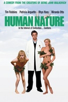Human Nature movie poster (2001) picture MOV_5aa9460b